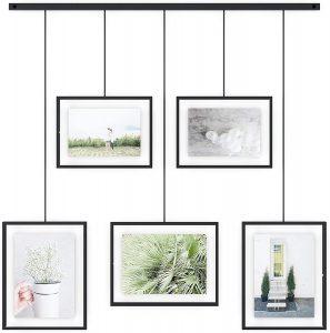 Hanging Black Gallery Frames