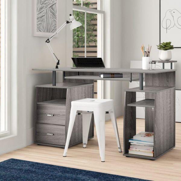 Gray Desk