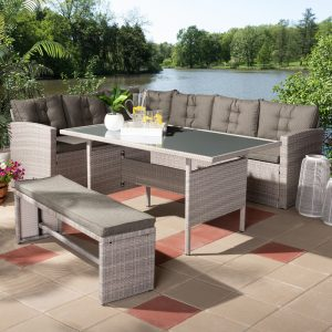 Gray Patio Furniture